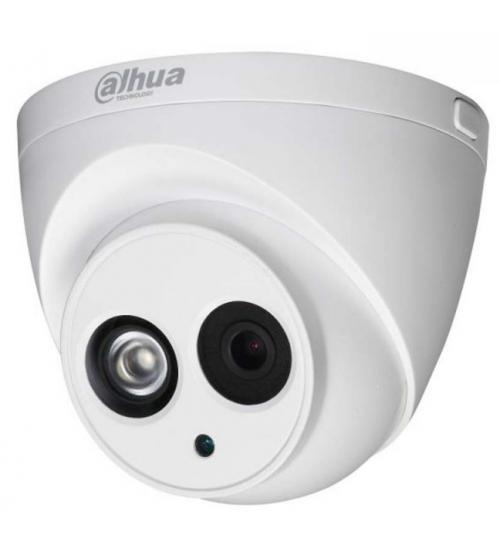 5MP HDCVI куполна камера Dahua HAC-HDW1500EM-A-0360B
