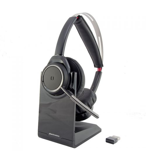 Безжична слушалка Plantronics Voyager FOCUS UC