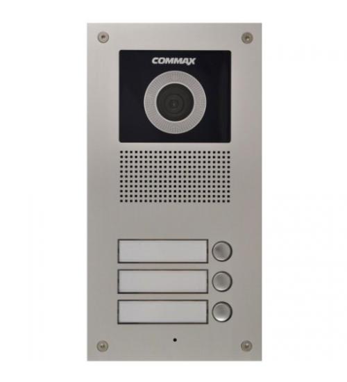 Камера за видеодомофон Commax за три абоната DRC-3UC
