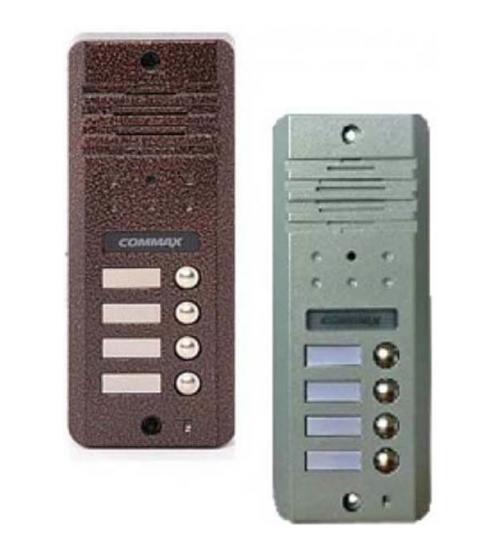 Цветно табло Commax DRC-4DС за 4 абоната