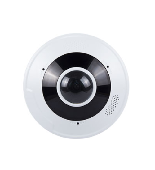 12MP куполна 360° камера UNV IPC868ER-VF18-B