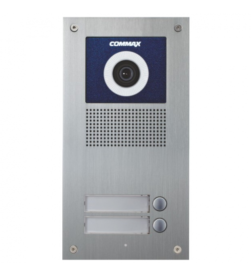 Камера за видеодомофон Commax за два абоната DRC-2UC