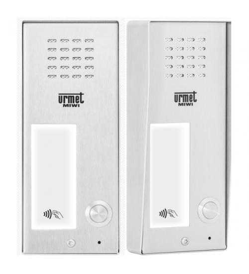 Домофонно табло за 1 абонат - URMET ELIT 6025/PR1-RF