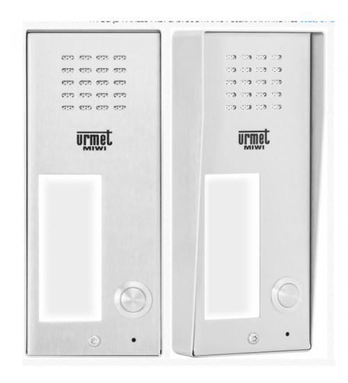Домофонно табло за 1 абонат - URMET ELIT 6025/PR1