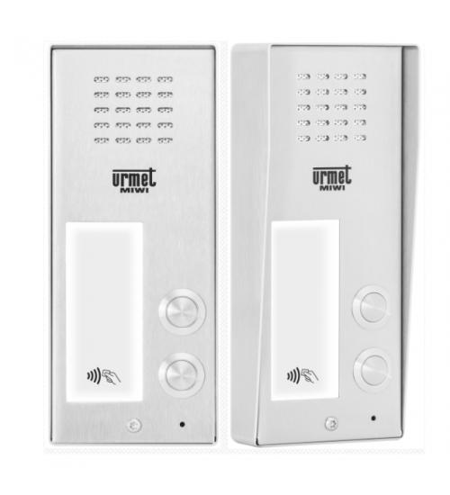 Домофонно табло за 2 абоната - URMET ELIT 6025/PR2-RF