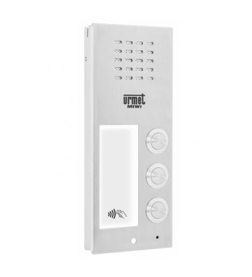 Домофонно табло за 3 абоната - URMET ELIT 6025/PR3-RF