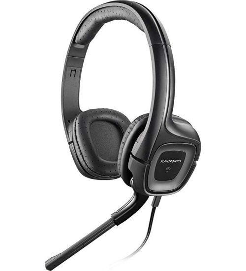 Мултимедийна слушалка Plantronics Audio™ 355