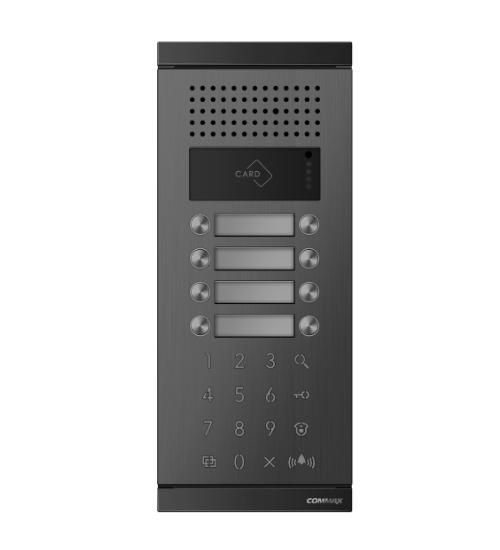 Цветно многоабонатно табло Commax DRC-8TML за 4 или 8 абоната