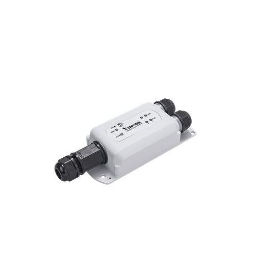 Външен EPoC разширител двупортов Vivotek AP-FEX-0250-T