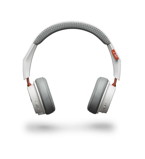 Bluetooth слушалка Plantronics BACKBEAT 500 - White