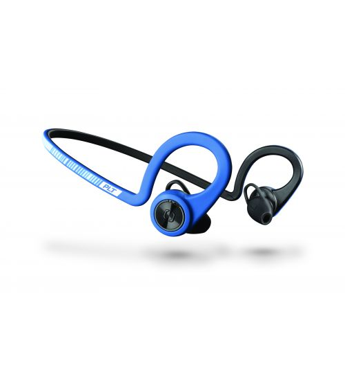 Bluetooth слушалка Plantronics BACKBEAT FIT - Power Blue
