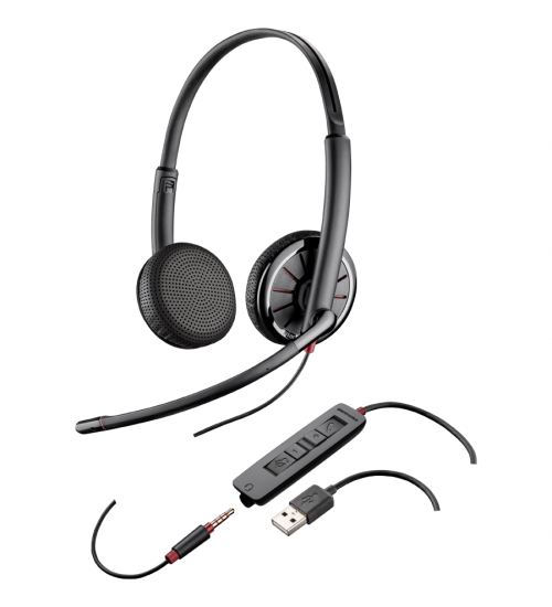 Слушалка Plantronics BLACKWIRE C325.1
