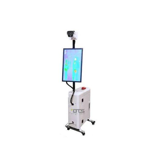 Преносима станция за измерване на температура и аларма OTS