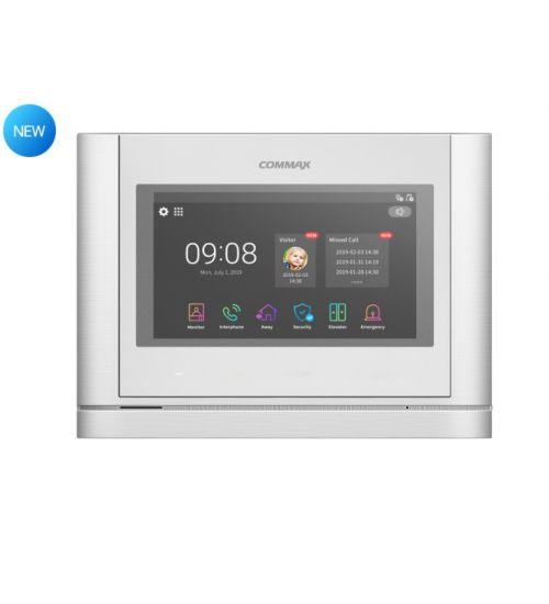 Цветен видеодомофон Commax COMMAX CIP-710M(AC)