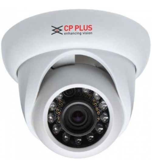 1.3MP HD-CVI куполна IR камера CP PLUS CP-VCG-V13FL4