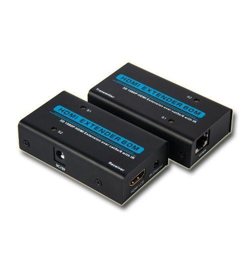 3D HDMI екстендер до 60м. RX-505B