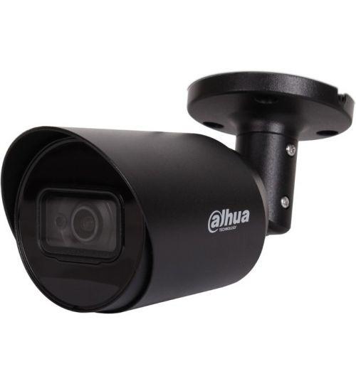 2MP HDCVI корпусна камера Dahua HAC-HFW1200T-0280B-BLACK