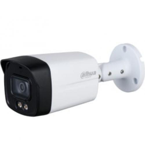 5MP HDCVI корпусна full-color камера Dahua HAC-HFW1509TLM-A-LED-0360B