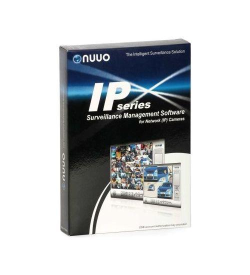 Лиценз за 8 камери NUUO Mainconsole IP Lite