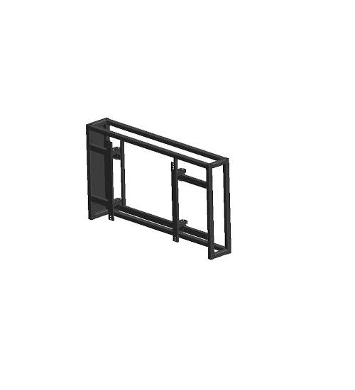 Монтажна основа за 49'' дисплей за модулен пиедестал за видеостена HB-2349-P3-C