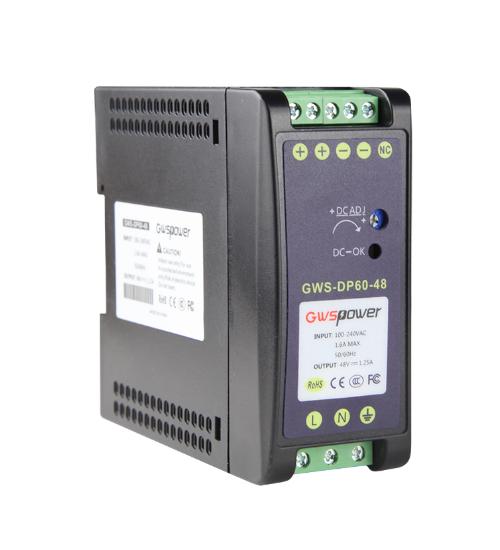 DIN индустриален адаптор GWSPW GWS-DP60-48
