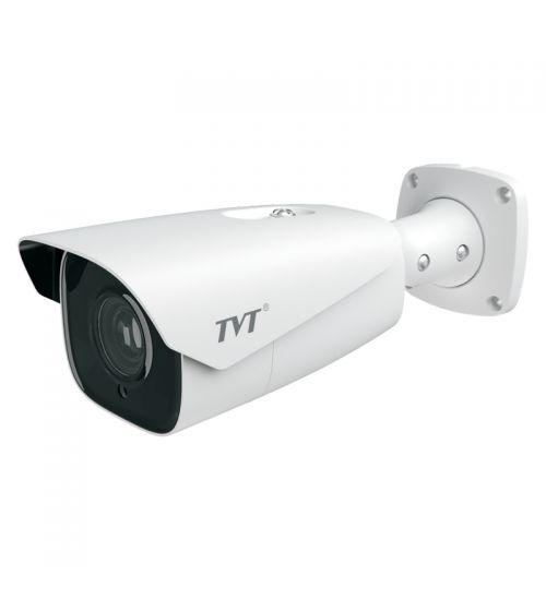 2MP корпусна Starlight LPR камера TVT TD-9423A3-LR за скорости до 70 км/ч