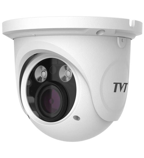 4MP Zoom куполна камера TVT TD-9545E2(D/PE/AZ/AR2)