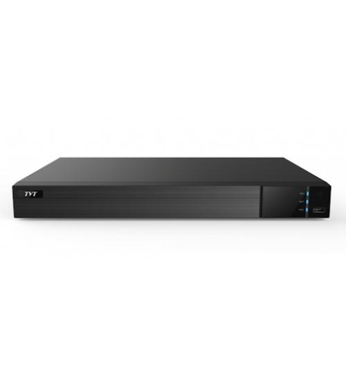 8 канален хибриден AHD DVR TVT TD-2708ТS-CL