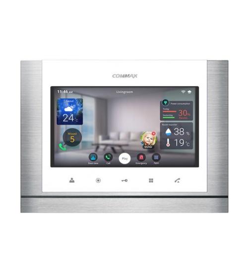 Цветен  панел с IoT комуникация Commax CIOT-700M