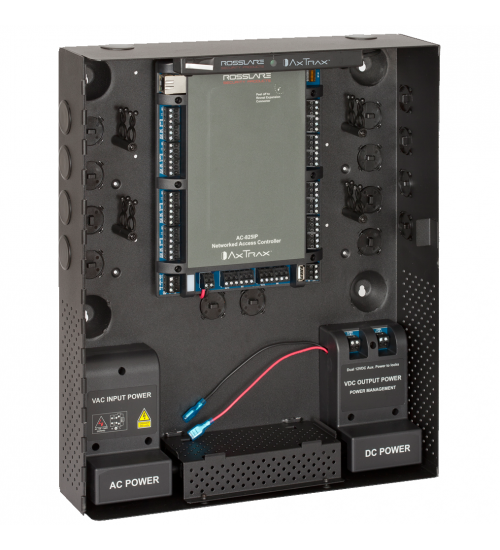 Мрежов контролер ROSSLARE AC-225IP-BE