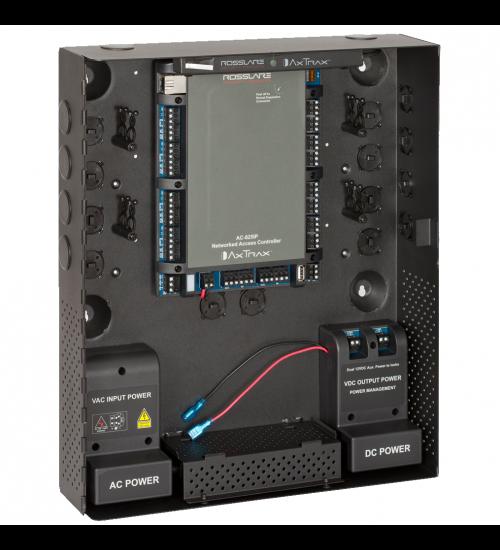 Професионален мрежов контролер ROSSLARE AC-825IP