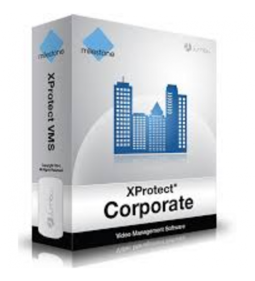 Софтуер XProtect Corporate