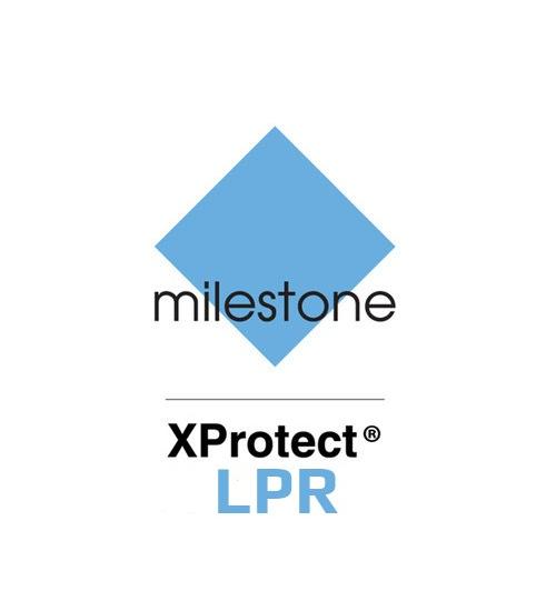 Лиценз XProtect LPR