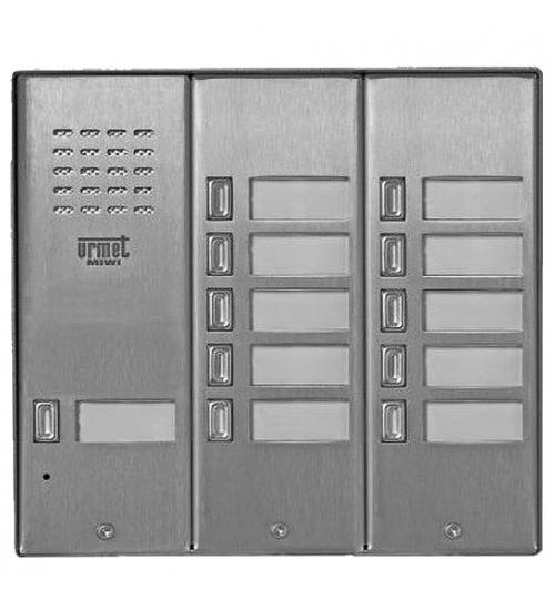 Домофонно табло за 14 абоната - URMET MIWUS 5025/14D