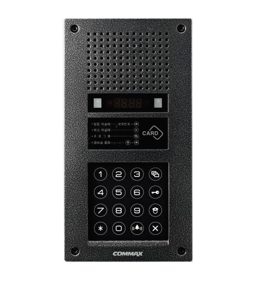 Входно табло Commax Gate View & Modum DRC-900LC/RF