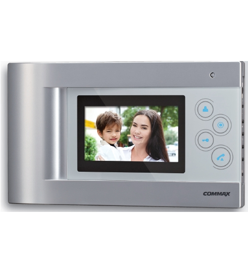"""Цветен 4.3"""" TFT LCD монитор Commax Gate View CAV-43QG"""