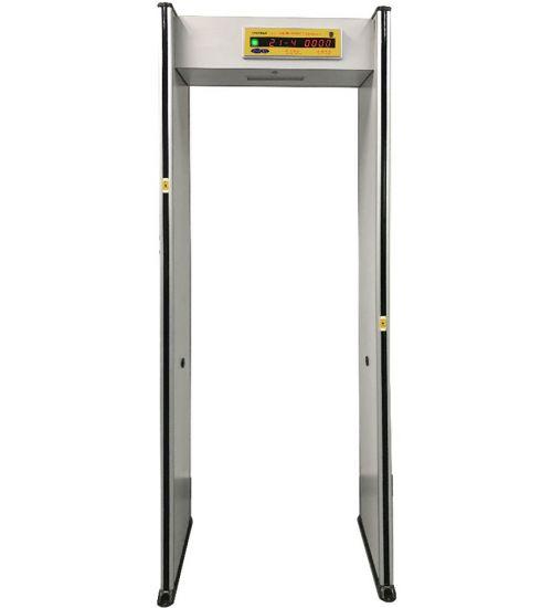 Рамка за измерване на температура и металдетектор UNV USS-SC100A-TM-O