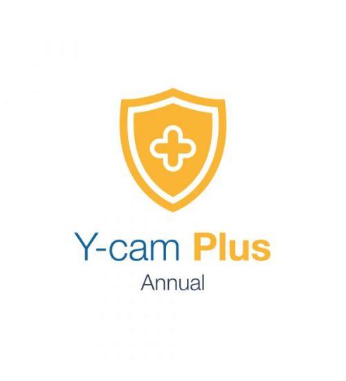 Y-cam Plus Premium Service - годишно заплащане